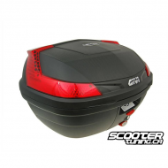 Top Case Givi B47 Blade Monolock Black 47L capacity