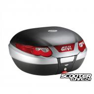 Top Case Givi E55 Maxia III Monokey Black 55L