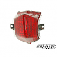 Tail Light Red Aprilia SR50
