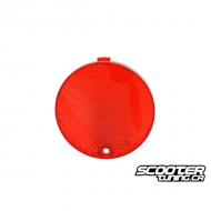 Rear light lens Red (SR50 Minarelli)