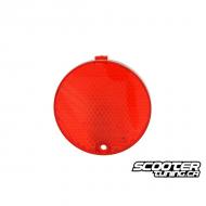 Rear light lens Red (SR50 Minarelli)