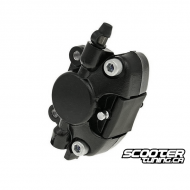 Rear Brake Caliper Black (Piaggio)