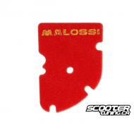 Air Filter Insert Malossi Red Sponge (Vespa GT, GTS,GTV,MP3)
