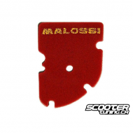 Air Filter Insert Malossi Double Red Sponge (Vespa GT, GTS,GTV,MP3)