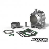 Cylinder kit Malossi I-Tech 275cc (Piaggio 250cc)