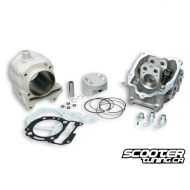 Cylinder kit Malossi I-Tech 275cc with V4 Head (Piaggio 250cc)