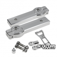 Swingarm Extension kit 5-6'' Composimo Aluminium (Z125)