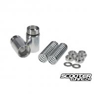 """Front Fork 2"""" Lowering Spring kit Composimo Aluminium Honda Grom"""