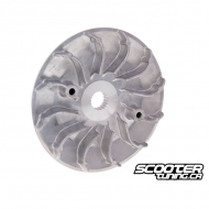 Front Pulley Replacement (Piaggio 200-300cc)