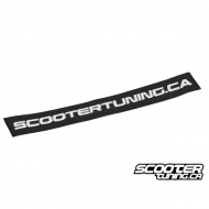 Patch Scooter Tuning Long Black/White
