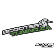 Patch Scooter Tuning Logo Standard