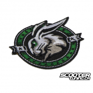 Patch Scooter Tuning Logo Round