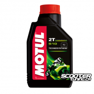 Motul 2T Oil 510 Technosynthetic (1L)