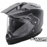 Helmet Fly Racing Trekker Dual Sport Matte Black
