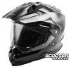 Helmet Fly Racing Trekker Dual Sport Black