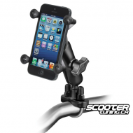 Handlebar Phone Mount kit RAM X-Grip 1.875'' x 3.25''
