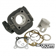 Replacement Cylinder 50cc 10mm Minarelli Vertical
