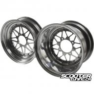 Wheel Set 8-Spoke (12x6-12x4)