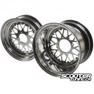 Wheel Set CCW3 (12x6-12x4)