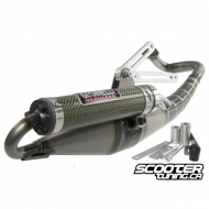 Exhaust Giannelli Reverse (Kymco)