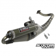 Exhaust Giannelli Reverse (Piaggio Injection)
