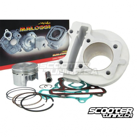 cylinder kit malossi sport 88cc gy6 50cc 139qmb qma distribution scootertuning. Black Bedroom Furniture Sets. Home Design Ideas